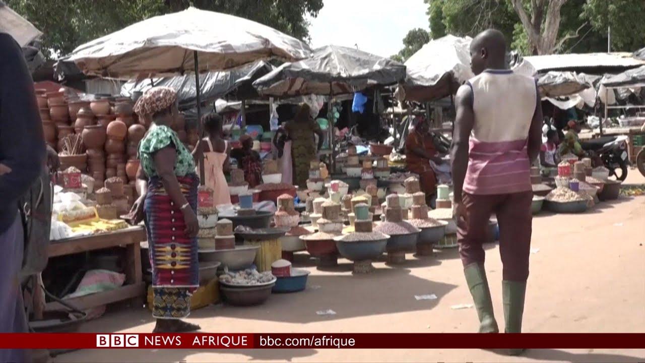 Des millions d'emplois perdus en Afrique - BBC Infos -