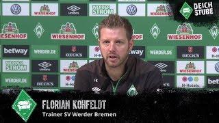 """Kohfeldt über Johannsson: """"Ich will ihm keine falschen Hoffnungen machen"""""""