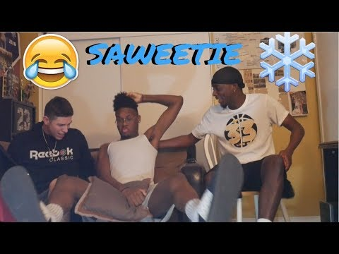 GUYS REACT TO SAWEETIE- ICY GIRL😂🔥