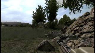 Arma 2: Operation Arrowhead 6 min gameplay