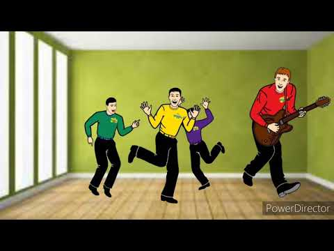 The Wiggles: D.O.R.O.T.H.Y.(My Favorite Dinosaur)(1994) Crossover Style