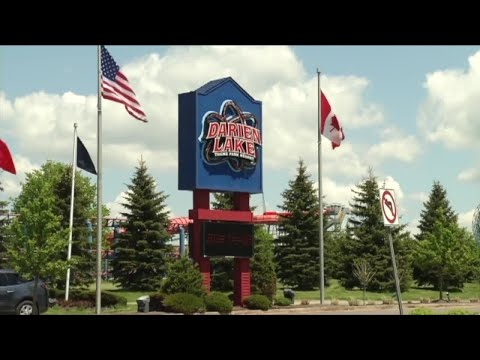 Darien Lake Prepares For Opening With Reservation System