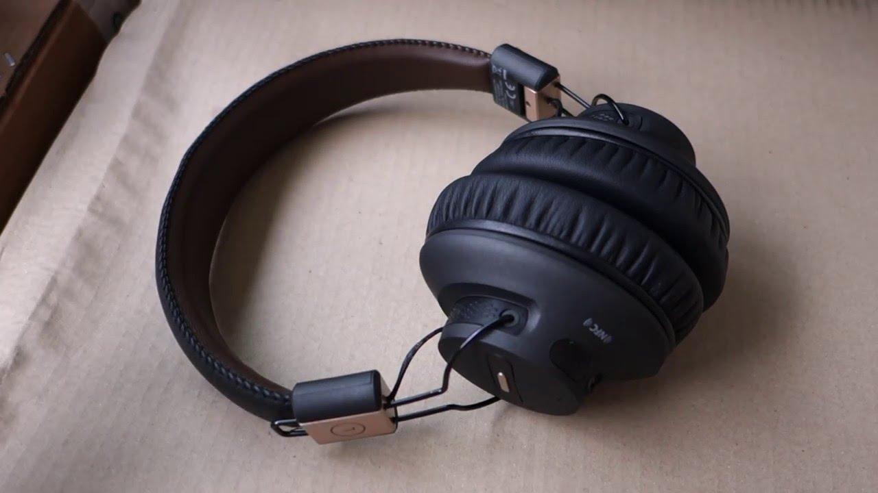 1f48450508c Avantree Audition Pro 2016 Over Ear Bluetooth Wireless Headphone ...