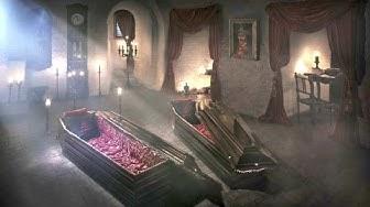 Grusel-Urlaub in Graf Draculas Burg