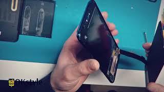 Ремонт и замена дисплея Xiaomi Mi 8 | Разборка.