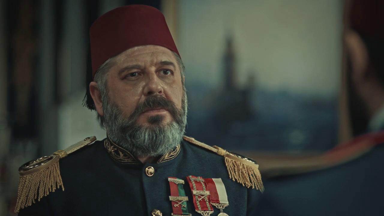 Payitaht Abdülhamid 11.Bölüm - Bir Daha Düşün Osman Paşa