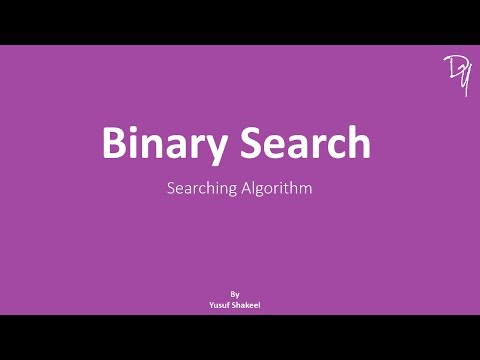 Searching Algorithm | Binary Search - Step By Step Guide