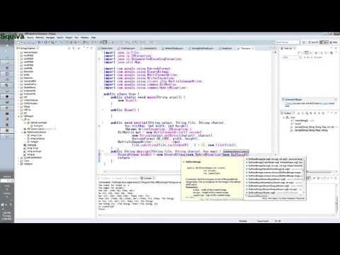 Reading QR codes in Java