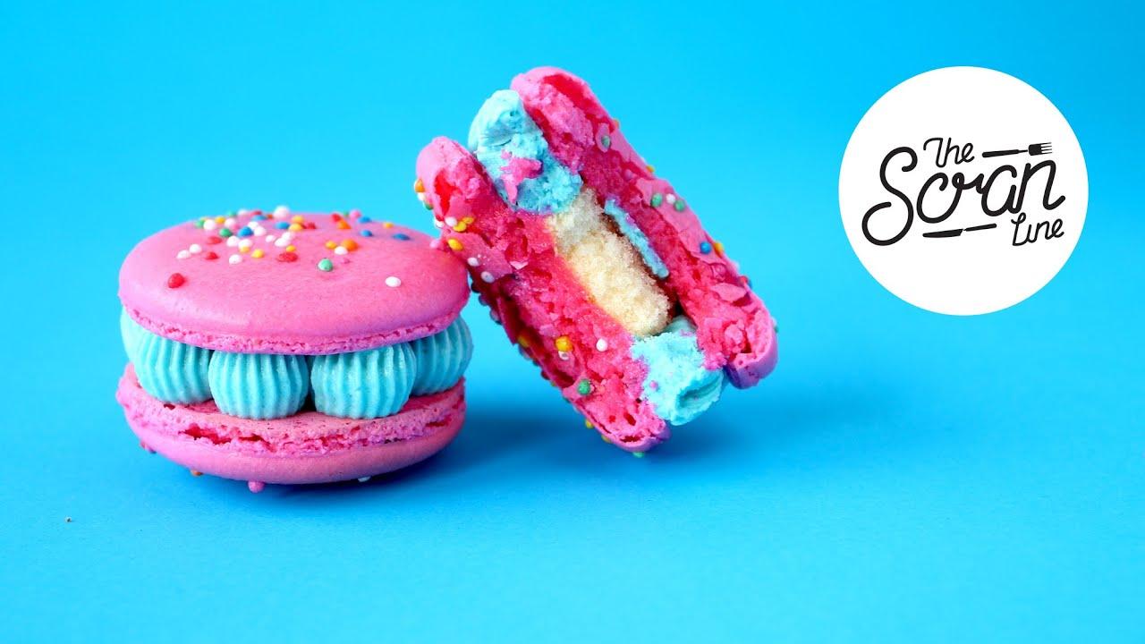 Cupcake Birthday Cake Recipe