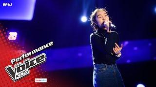 มิน - จันทร์เจ้า - Blind Auditions - The Voice Kids Thailand - 7 May 2017
