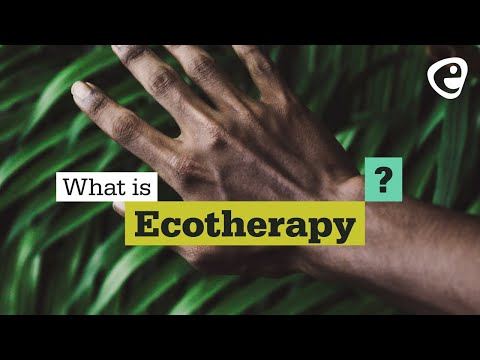 What is Ecotherapy?