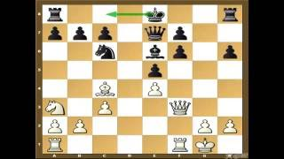 Dirty chess tricks 8 (Italian-Koltanowski Gambit)