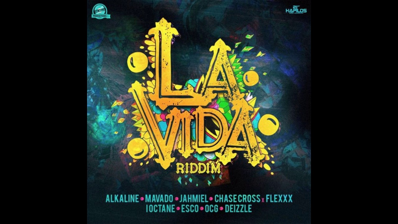 La Vida Riddim [Instrumental] Lee Milla Productions -June 2017 - YouTube