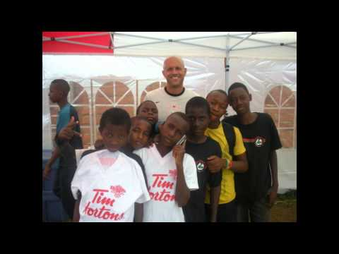 Soccer Outreach Services: The Guinea Project Summer 2012