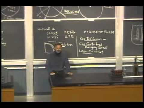 Prof. Richard Muller explaines nuclear meltdown and chernobyl