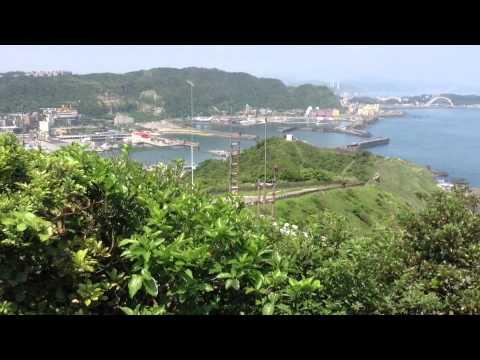 Sightseeing in Keelung (4) - Wangyou Valley