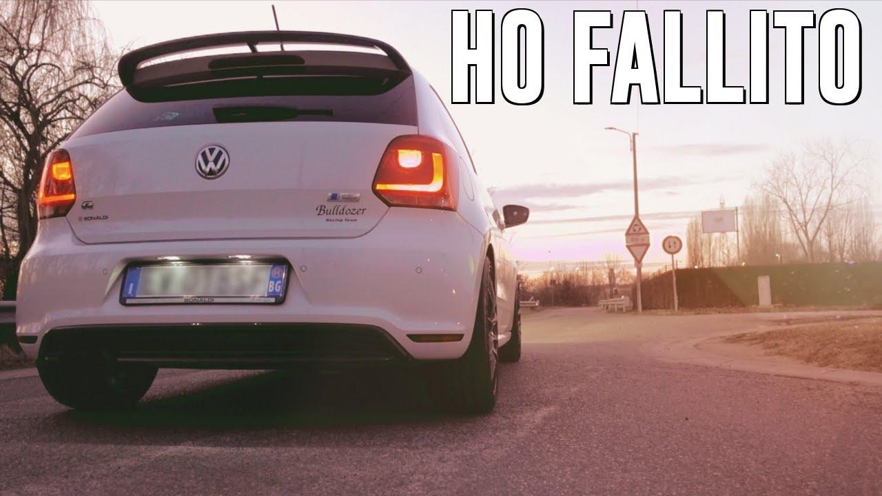 IL PROGETTO CHE HO FALLITO   POLO R WRC