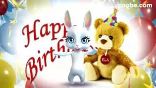 Поздравление подруге с днем рождения стихи короткие видео открытки.