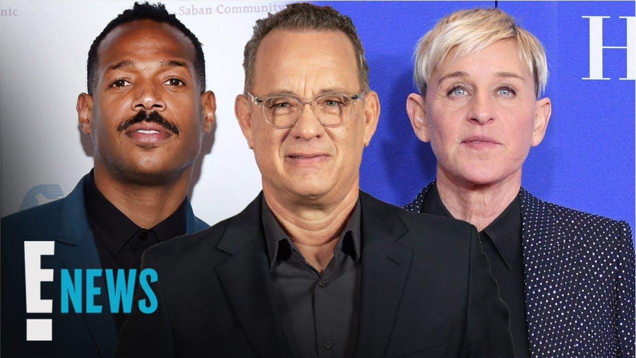 Celebs React to Tom Hanks & Rita Wilson's Coronavirus Diagnosis   E! News