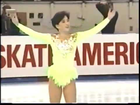 Yunko Yaginuma JPN - 1989 Skate America LP