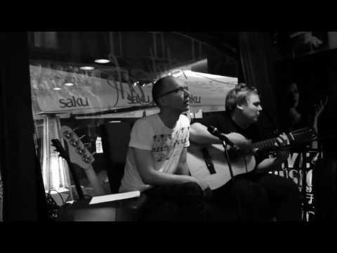 Илья и Артур - Сумеречный дождь (30.08.16 Art Cafe, Tallinn)
