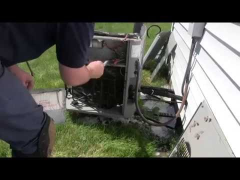 How To Clean An Air Conditioner Coil