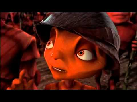 Dream Works Films - Antz (1998)