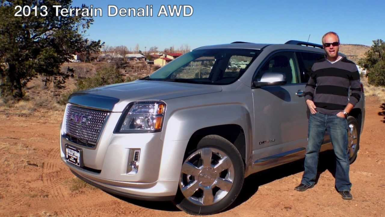 2013 gmc terrain denali awd is it worth it youtube. Black Bedroom Furniture Sets. Home Design Ideas