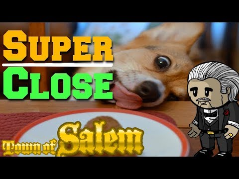 SUPER CLOSE!   Town of Salem Ranked Game   My Hardest Fight Yet?