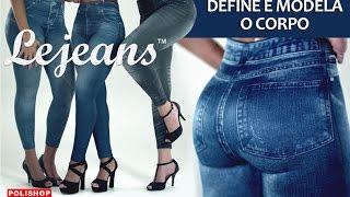 Calça modeladora Lejeans   Polishop