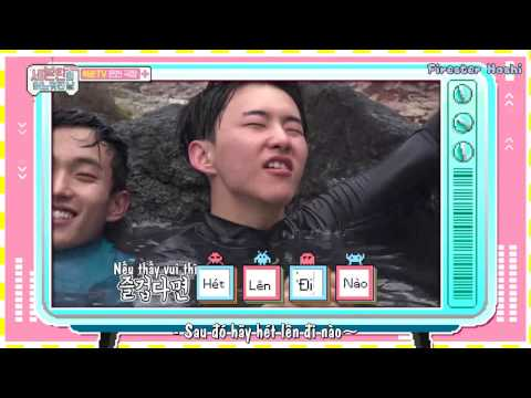 [VIETSUB FIRESTER HOSHI] SEVENTEEN One Fine Day  in Japan SeokSoon TV