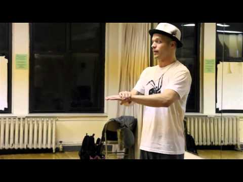 ▶ JRock Popping Workshop (NYC  2014)