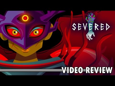 Review: Severed (PS Vita) - Defunct Games