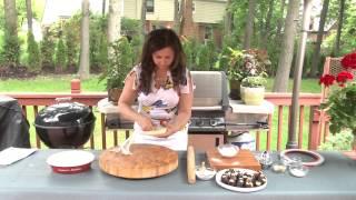 Cooking With Samira # 133 Marinated Beef Kabobs تكة اللحم, Fig Pie باي التين