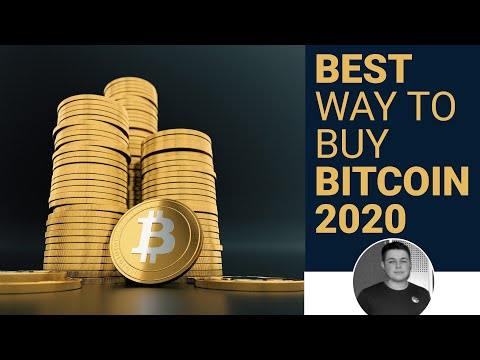 The BEST way how to start with and buy BITCOIN & Cryptocurrencies in 2020. BTC for Beginners.