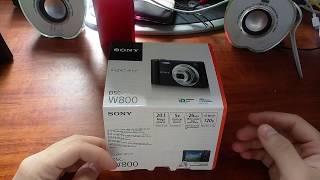 trên tay và đánh giá nhanh SONY w800 remake video