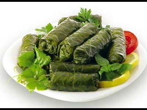 Фаршированные овощи.Турецкая долма и сарма.Как фаршировать ...