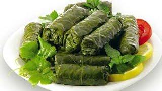 Фаршированные овощи.Турецкая долма и сарма.Как фаршировать овощи.Sarma et Dolma.Yaprak Sarması