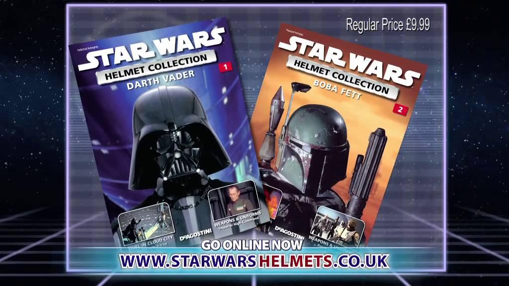 Star Wars Helmet Collection Magazine Issue 64 Captain Rex Helmet