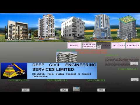 COMPANY PROFILE, DEEP CIVIL ENGINEERING SERVICES LIMITED
