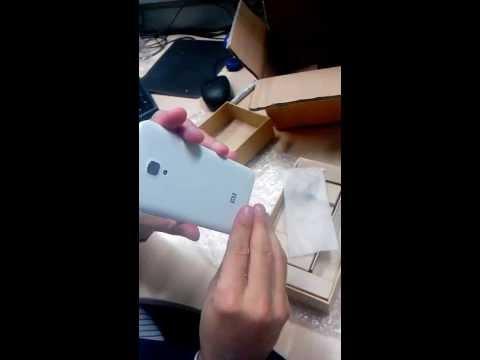 Xiaomi Mi2a Unboxing