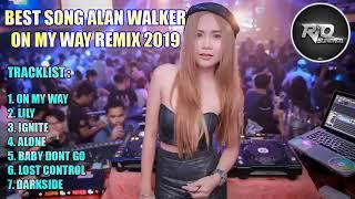 Download DJ ON MY WAY VS LILY ALAN WALKER BREAKBEAT REMIX TERBARU 2019