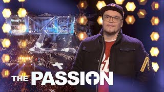 The Passion 2018 | Promo 'Petrus' - Brainpower | 29 maart 20.35 uur | NPO 1