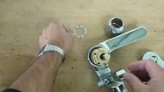 Comment remplacer une cartouche de mitigeur Fréderich Grohe