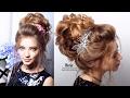 Свадебные и вечерние причёски от Ларисы Реча