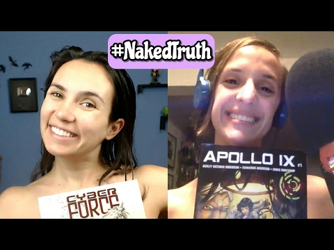HOW TO CREATE A COMIC BOOK - Naked Truth