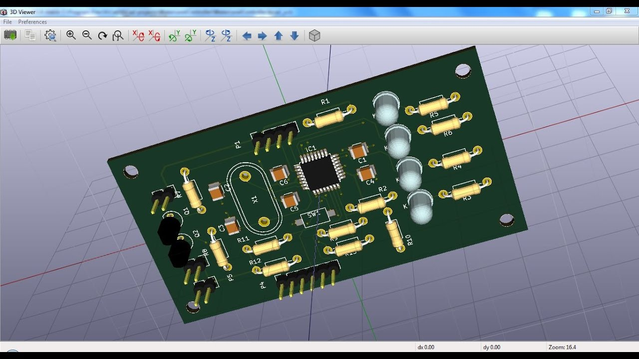 PCB Designing | KiCad Tutorial | Introduction ( Part 1
