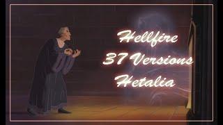 Hunchback of Notre Dame - Hellfire (Hetalia Multilanguage) Lyrics