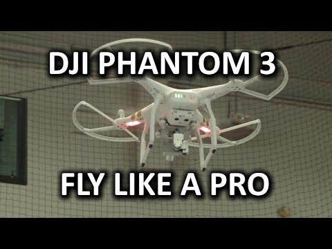 DJI Phantom 3 Professional & Advanced Drones – NAB Show 2015