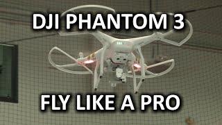 DJI Phantom 3 Professional & Advanced Drones - NAB Show 2015